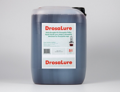 DROSAL LURE – VERY CURRENT & STABILIZED ATTRACTANT FOR DROSOPHILA SUZUKI
